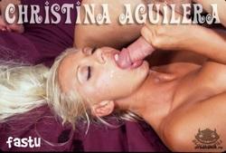 Порно С Кристиной Агилеро